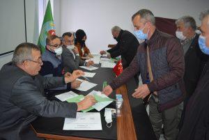 Muhtarların yeni Başkanı Hasan Şenel-7