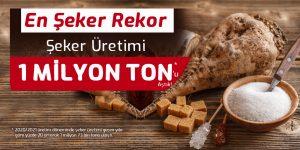 Türkşeker'den tarihi rekor-3