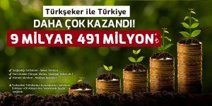 Türkşeker'den tarihi rekor-4