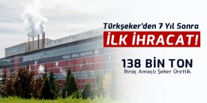 Türkşeker'den tarihi rekor-5