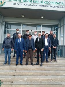 DEVA Partisi'nden bir dizi ziyaret-11