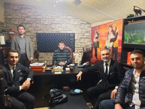 DEVA Partisi'nden bir dizi ziyaret-5