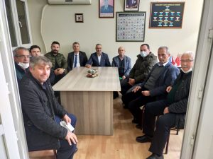 DEVA Partisi'nden bir dizi ziyaret-9