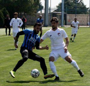 Karaca gol oldu yağdı-3