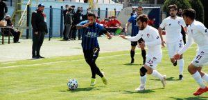 Karaca gol oldu yağdı-4