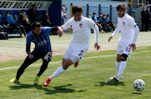 Karaca gol oldu yağdı-5