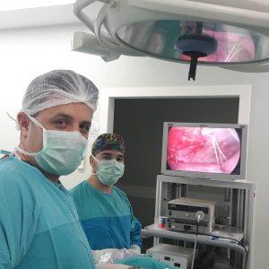 Karacabeyli doktordan Türkiye'de bir ilk-1