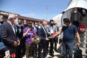 Yenişehir'den uçuşlar yeniden başladı-2