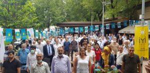 İYİ Parti'den yoğun katılımlı bayramlaşma-2