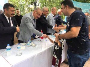 İYİ Parti'den yoğun katılımlı bayramlaşma-4