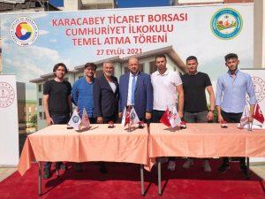 KARACABEY TİCARET BORSASI'NDAN-5