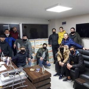 Genç Fenerbahçeliler'den örnek dayanışma-2