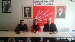 Yılmaz Çakır CHP'ye üye oldu-2